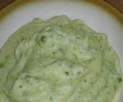 Kartoffelerbsenpüree