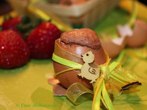 Erdbeer Ostereier Kuchen Im Varoma Von Oma Wetterwachs Ein
