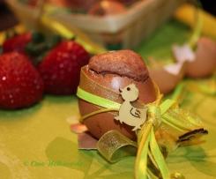 Erdbeer-Ostereier-Kuchen im Varoma