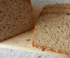 Dinkel-Sonnenblumenkern Brot