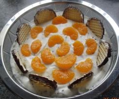 Schaumkuss-Dessert / Schokokuss-Creme