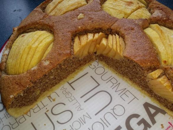 Apfel Nuss Kuchen Schnell Und Einfach Von Giftzwergal Ein