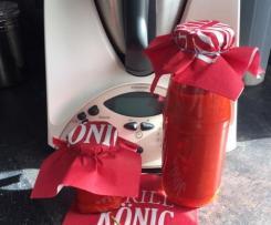 Hot Peperoni Apfel Soße