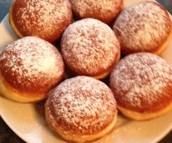 Krapfen, Berliner, Pfannkuchen