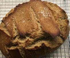 Mehrkorn-Brot wie vom Bäcker
