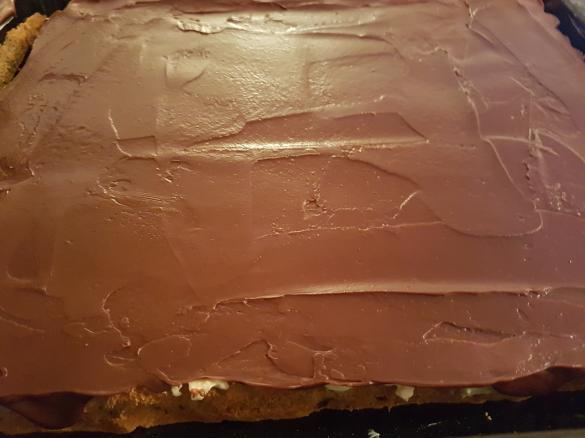 Schokoladenglasur Schokoglasur Fur Kuchen Ddr Rezept Von
