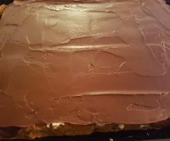 Schokoladenglasur - Schokoglasur für Kuchen - DDR-Rezept