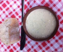 Mayonnaise mit Parmesan und Oregano (Eifrei)