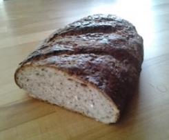 Kartoffel-Nuss-Stange (Brot) Nuss  Brot