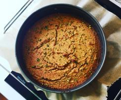 Süßkartoffelkuchen saftig & glutenfrei/laktosefrei