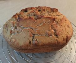Brot mit Nüssen (ohne Gehzeit)