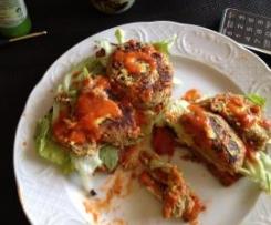 Boulette/Fleischpflanzerl aus Putenfleisch (MB-tauglich)