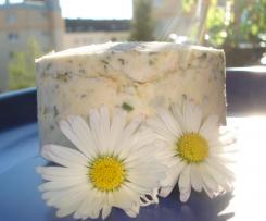 Gänseblümchen Butter
