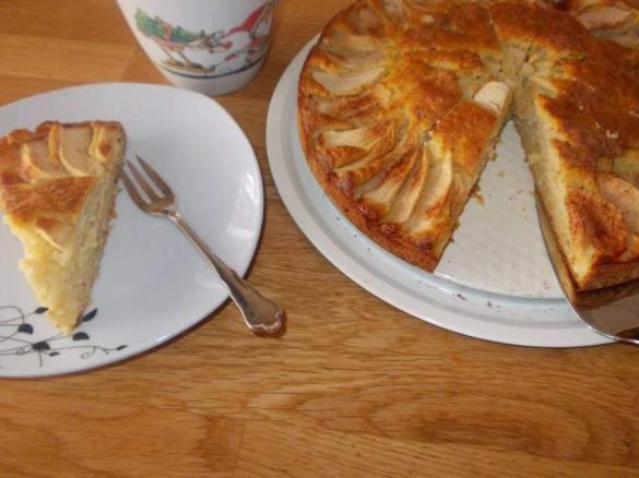 Apfel Zimt Kuchen Ww Von Michi791 Ein Thermomix Rezept Aus Der