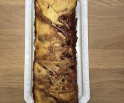 Preiselbeer-Frischkäse-Kuchen