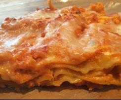 Vegane Lasagne - Nicht nur für Veganer