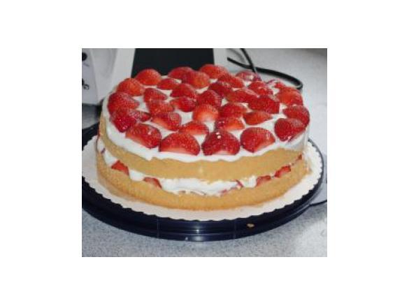 Erdbeer Quark Torte Von Silvia5676 Ein Thermomix Rezept Aus Der