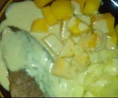Tafelspitz mit Steckrüben/Kartoffeln und Meerrettichsoße