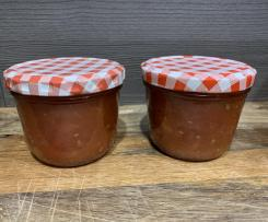 Tomaten Pfirsich Chutney