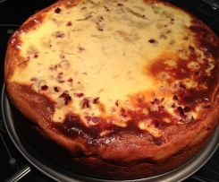 Zwiebelkuchen mit Quark-Öl-Teig