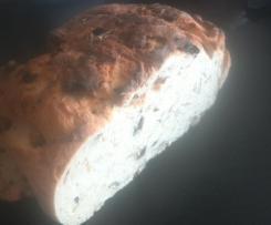 Buttermilch-Rosinen-Haselnuss-Rosmarin-Brot