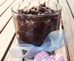Schoko-Haselnuss Aufstrich mit Datteln ohne Zucker