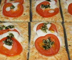 Thermine's Pizza Caprese