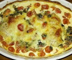 Bienes Mozzarella-Hähnchen in Basilikum-Sahnesauce