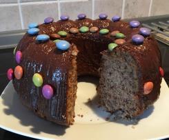 Schoko-Mandel-Kuchen ❤️     lecker und locker