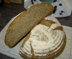 Sauerteig-Körner-Saaten-Brot
