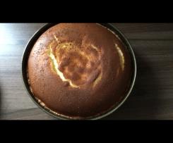 Rahmkuchen super lecker schön cremig und schnell