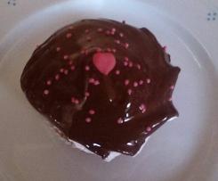 Mohrenkopf-Cupcakes