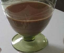 Milka Herzen Pudding