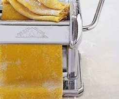 Grundrezept für selbstgemachte Pasta
