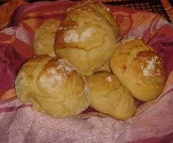 Kartoffel-Buttermilch-Brötchen