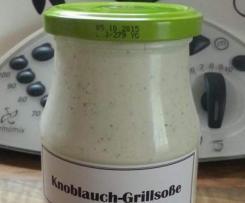 Knoblauch Grillsauce