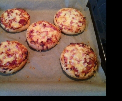 Mini Pizza (Mini-Pizzen)