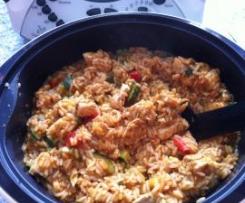 Paprika-Reis-Topf (auch WW) 10 PP