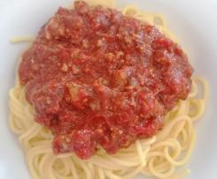 Tomaten Bolognese