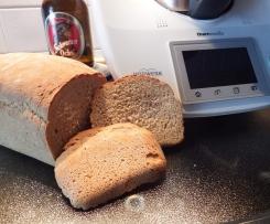 Schwarzbier-Brot