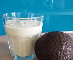 Avocado Joghurt Milchshake