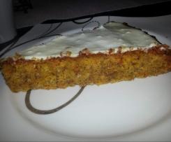 Rüblikuchen / Möhrenkuchen / Karottenkuchen super saftig