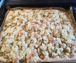 Bisquit Apfelkuchen