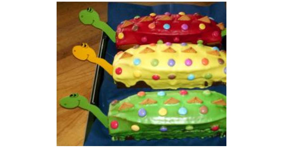 Dinosaurier Kuchen Selber Machen Rezept Und 15
