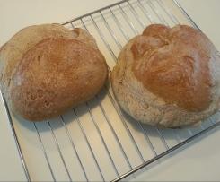Genetztes Brot
