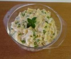 Käse-Sahne-Nudeln