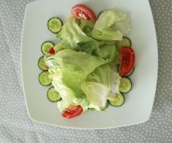 Salatdressing (mit Süßstoff)