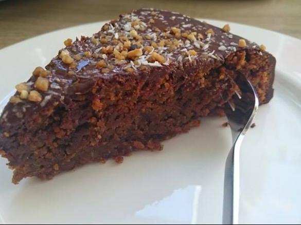 Kurbis Schoko Kuchen Von Eva90 Ein Thermomix Rezept Aus Der