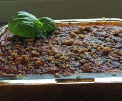 Bolognese / Lasagne-Füllung (Low Carb)