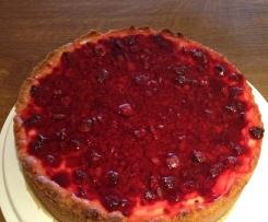 Himbeerschmand Kuchen!!!